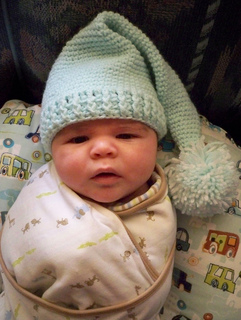 ddf28e687 Ravelry: Daniels Sleepy Time Hat pattern by Julee Fort
