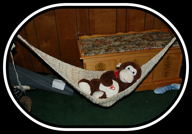 Ravelry Baby Hammock Photography Prop Pattern By Julee Fort