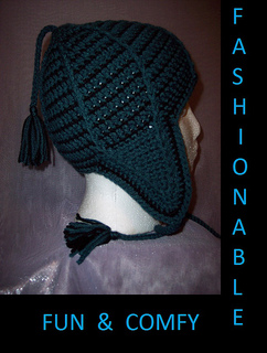 e92b39876 Ravelry: Fun and Fabulous Ski Hat Pattern pattern by Julee Fort
