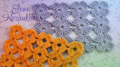Ravelry Multi Blossom Clever Clover Pattern By Elena Kozhukhar