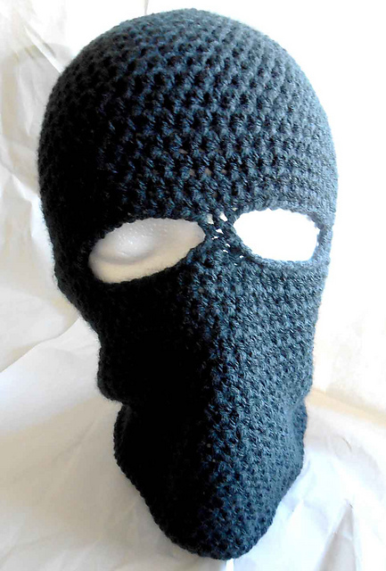 Ravelry Basic Adult Ski Mask Pattern By Crochetcauldron
