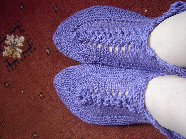 Ravelry: Cosy Bed Socks pattern by Australian Women\'s Weekly