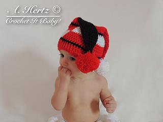 sc 1 st  Ravelry & Ravelry: Jester Hat Pattern - 0 to Adult pattern by Crochet It Baby