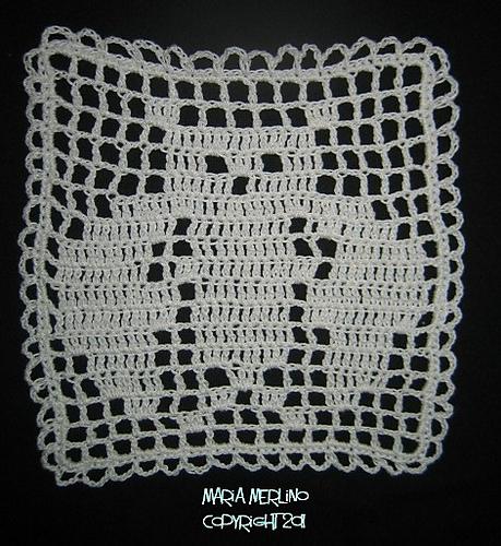 Ravelry Filet Crochet By Maria Merlino Patterns