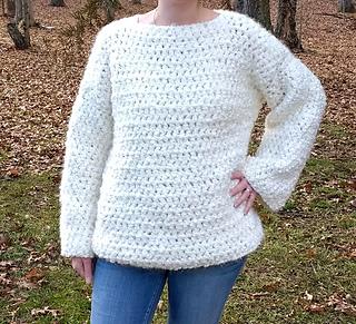 5e82095b4d36eb patterns   Croyden Crochet.   Chunky Oversized Sweater