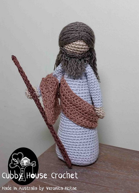 Ravelry Nativity Set By Cubby House Crochet Ebook Patterns
