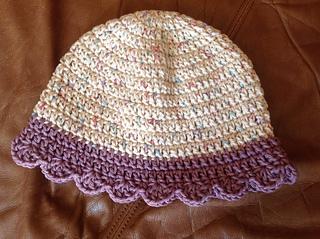 Ravelry  Chemo Sleep Cap pattern by Kate Weikert 5cd53fb27ee