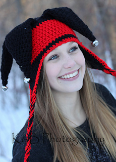 Ravelry  Jester Hat pattern by Martina Gardner f985d5dae60