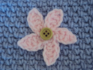 Ravelry pretty flowers to crochet brightly colored crochet flower two simple flowers mightylinksfo