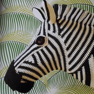Ravelry Zebra Pattern By Vanessa Mooncie