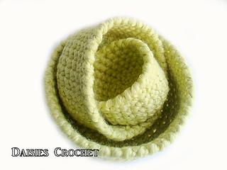 Free Crochet Pattern Newborn Nesting Bowl : Ravelry: Nesting Bowls pattern by Adina Volokitkin