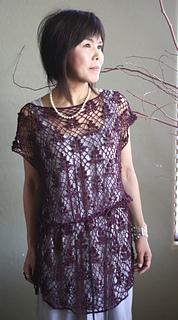 Little Pinecones pattern by Yumiko Alexander