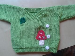 36e9cf7938d923 Ravelry  Baby Kimono pattern by Elizabeth Jarvis