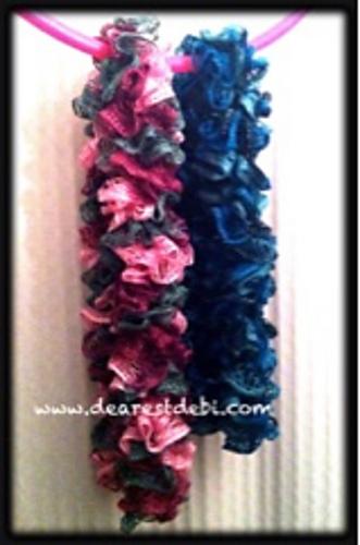 Ravelry Crochet Ruffle Scarf Pattern By Debi Dearest