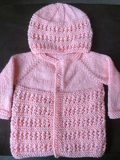 Ravelry Jasmine Baby Jacket Pattern By Marianna Mel