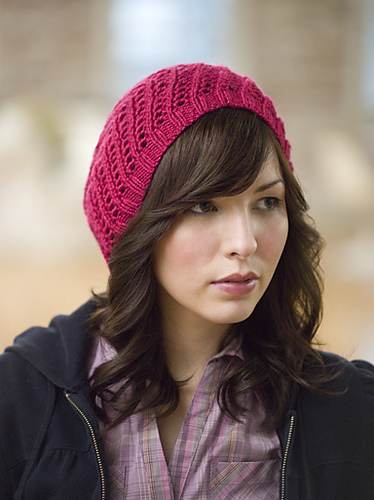 Ravelry All Day Beret Pattern By Debbie Stoller