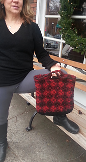Argylish_felted_bag_small_best_fit