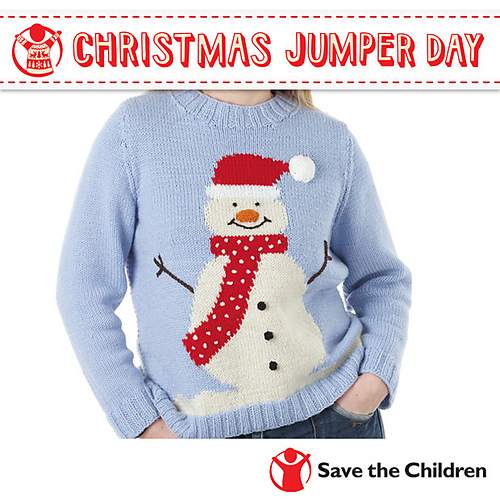 Ravelry Save The Childrens Christmas Jumper Day Pattern By Sue