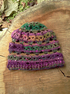 Ravelry Creepy Skulls Slouchy Hat And Ear Warmer Headband
