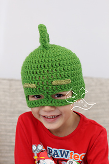 patterns   Dove Crafts UK s Ravelry Store.   Gekko Mask Hat (PJ ... 808c7dca427