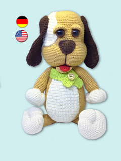 Ravelry Amigurumi Crochet Pattern Dog Anleitung Hund Pattern By