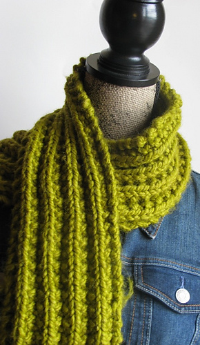 Ravelry Brisbane Scarf 140 Inch Length Pattern By Lion