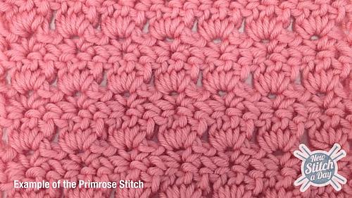 Ravelry Primrose Stitch Pattern By Margaret Hubert