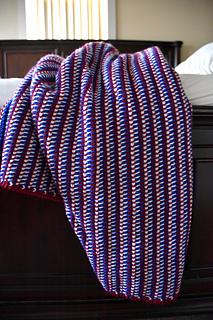 Ravelry Americana Tunisian Crochet Afghan Pattern By Dragonfly Yarn