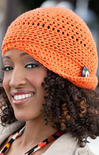 13b8d6ee295 Ravelry  Fashionable Flapper Hat pattern by Erika and Monika Simmons
