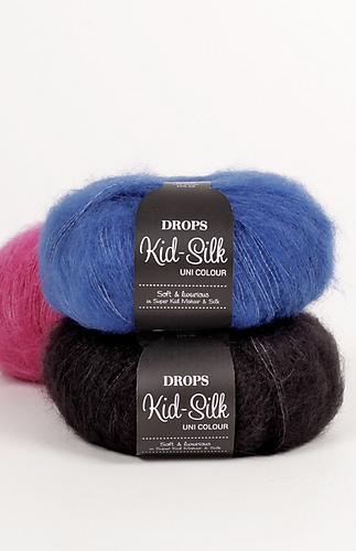 drops kid silk