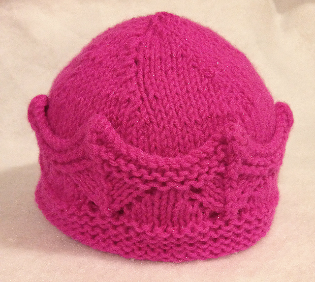 Ravelry Crown Hat Pattern By Donna Sires