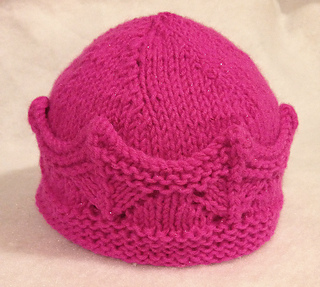 Ravelry  Crown Hat pattern by Donna Sires 7b1f73d7fa2