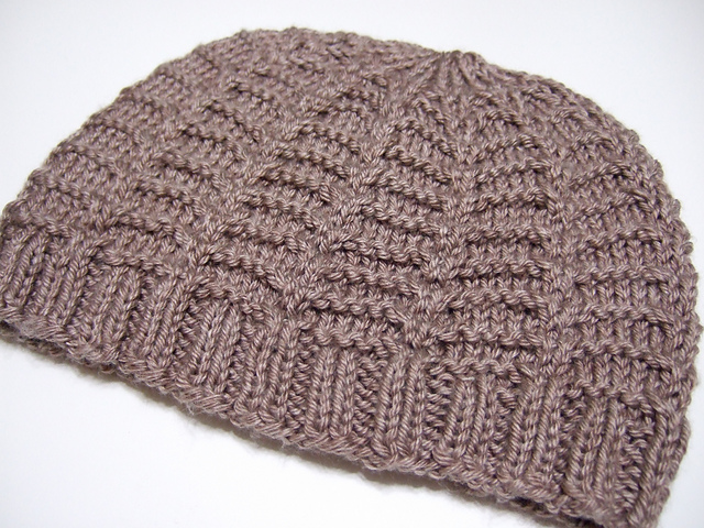 Ravelry Climbing Frame Hat For Straight Needles Pattern By Heather