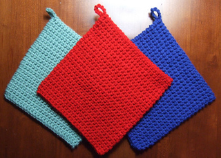 Ravelry the best crocheted potholder pattern by heather tucker heather tucker dt1010fo