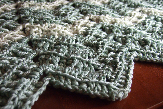 Ravelry Ribbed Ripple Reversible Afghan Pattern By Heather Tucker