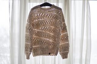 Sensum Sweater Pattern By Linda Skuja Ravelry