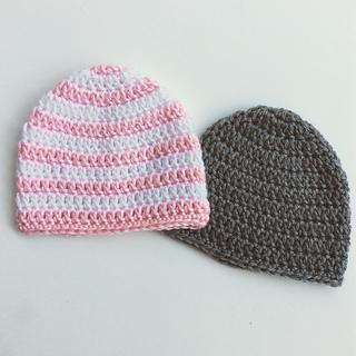 Ravelry  Double Crochet Beanie Pattern pattern by Elizabeth Roggasch cac5f4c08ba