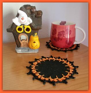 creepy halloween coasters - Davis Halloween Store