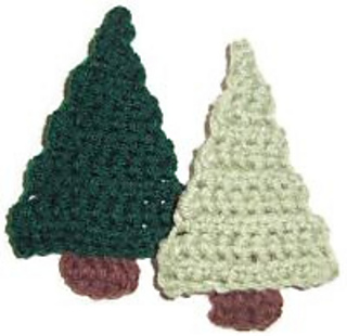ravelry crochet christmas tree pattern by free craft unlimited