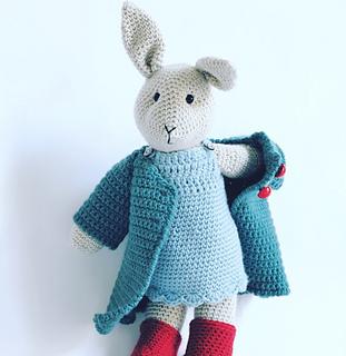 Ravelry: Emily Rabbit pattern by Emma Varnam