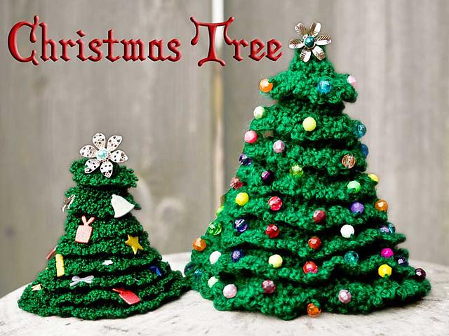 Ravelry Christmas Tree Pattern By Helen Free