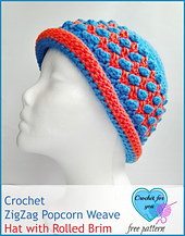 Crochet_zigzag_popcorn_weave_hat_with_rolled_brim_-_free_pattern_small_best_fit
