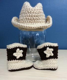 Ravelry  Boot Scoot n Cowboy Hat pattern by Elizabeth Alan d79351c59fb3