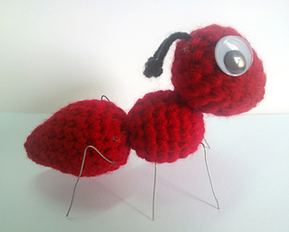 Ravelry Amigurumi Ant Pattern By Erin Huynh