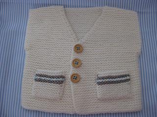 b98ce67c63533f Ravelry  Easy Garter Stitch Vest pattern by Patons Australia