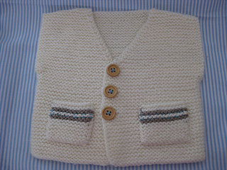 67818c827 Ravelry  Easy Garter Stitch Vest pattern by Patons Australia