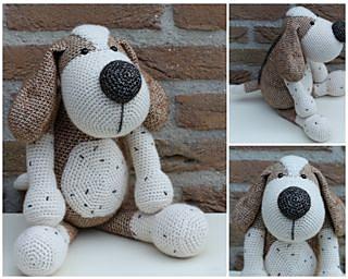 Ravelry Hond Boris Pattern By Stip Haak