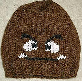 745a4520a01 Ravelry  Goomba Hat pattern by Pam Fear