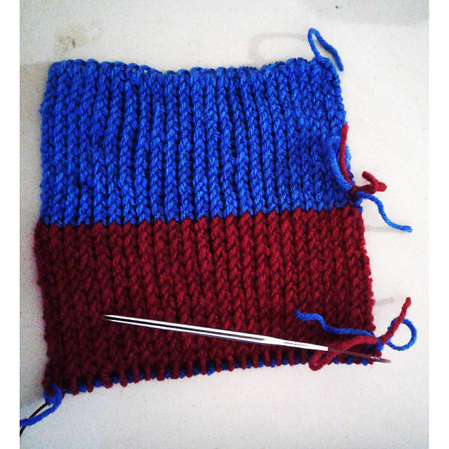 6d861f9100e Ravelry  Both Harry Potter Wizarding Scarves pattern by Shirley of ...