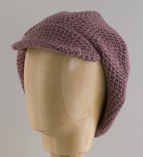 Floppy Beret with Bill PDF